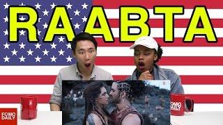 Raabta Trailer • Fomo Daily Reacts