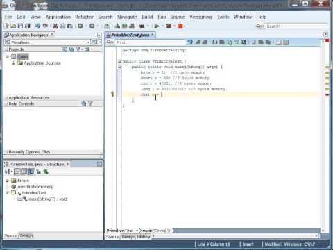 Understanding Java Primitive Data Types