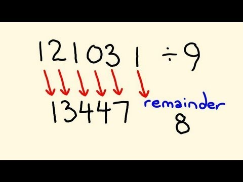 Fast Math Trick -  Long Division for Maths Reloaded