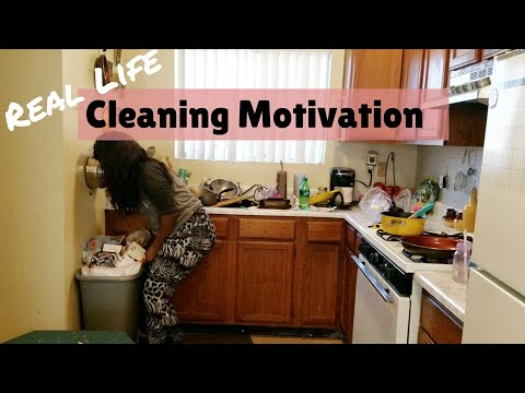 Real Life Cleaning Motivation / Clean with Me Messy House / Speed Cleaning / Real Life Of a Mom of 4