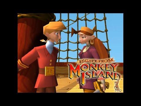 PCSX2 Emulator 1.5.0-1674 |  Escape from Monkey Island [1080p HD] | Hidden Gem Sony PS2