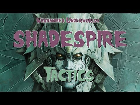 Shadespire Tactics EP 7: Types of Objective Cards