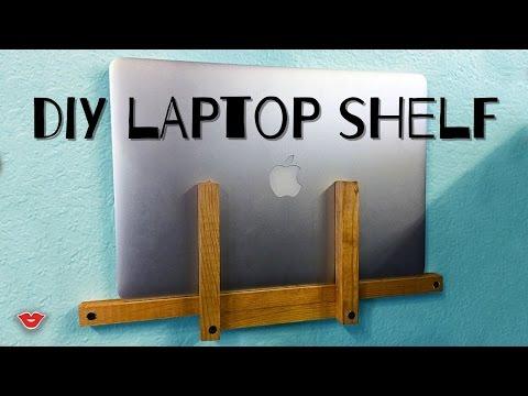 DIY Laptop Stand! | Kristen from Millennial Moms