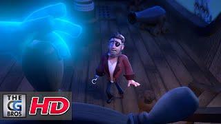 """CGI 3D Animated Short: """"Pirate Parts"""" - by Shabnam Shams, Megan Robinson, Sara Chantland"""