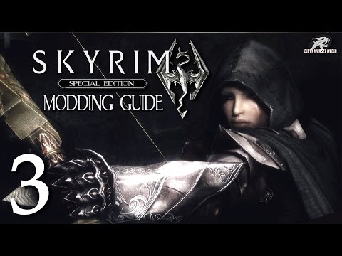 Skyrim Special Edition Modding Guide Ep3 - Tweaking Your Ini's with BethINI