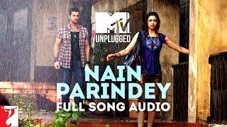 MTV Unplugged - Nain Parindey | Shilpa Rao | Lafangey Parindey