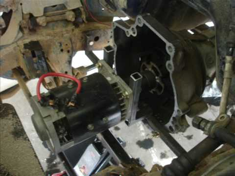 $600 Electric Truck Conversion