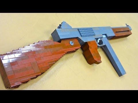 LEGO M1A1 Thompson - World at War