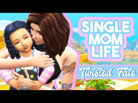 RISING THE RANKS!🌟 // THE SIMS 4 | SINGLE MOM LIFE -TWISTED FATE #20