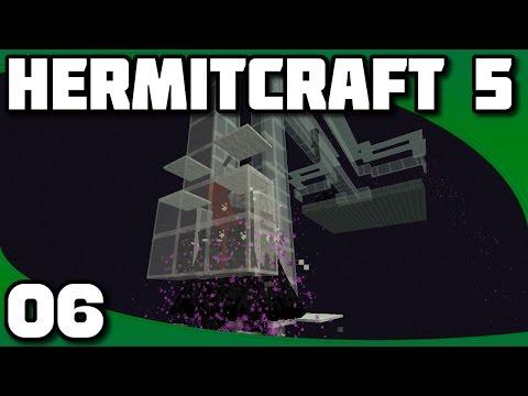 Hermitcraft 5 - Ep. 6: Enter the Ender Ender
