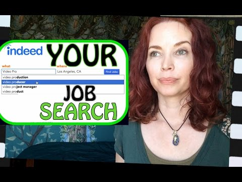 The Job SEARCH - How to find a job as a VIDEO PRODUCTION ASSISTANT