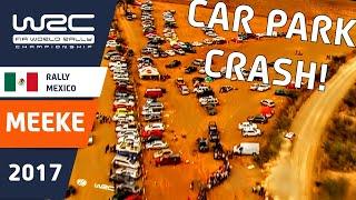 WRC - Rally Guanajuato México 2017: Kris Meeke´s dramatic finish