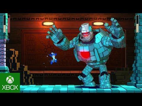 Mega Man 11 – Pre-Order Trailer