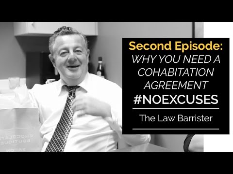#NOEXCUSES Episode 2: Should Get You Get a Prenup When Living Together? CoHabitation Agreements