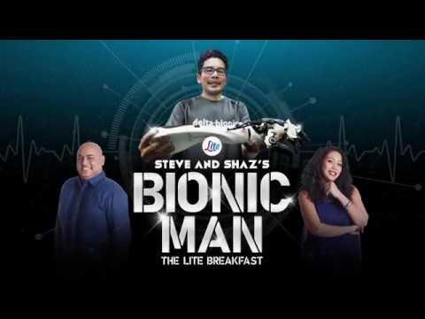 Bionic Man - Meeting Encik Mukhtar