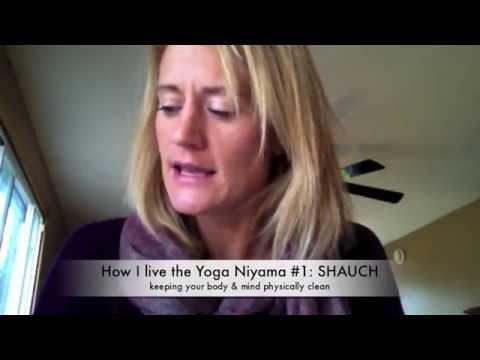 LivingMyYoga: NIYAMA #1 ~ SHAUCH (keep your body & mind clean)
