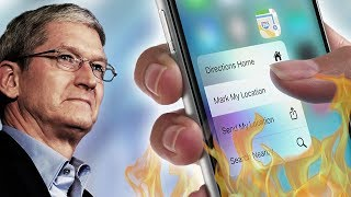Why Apple Killed 3D Touch