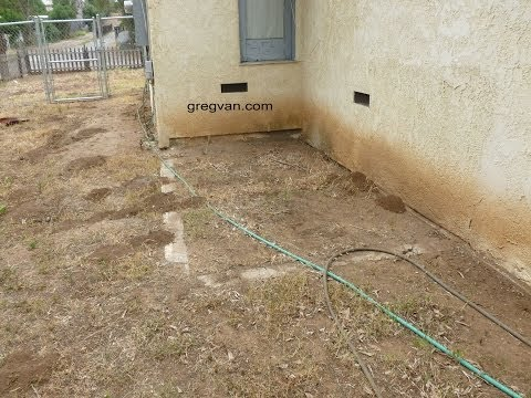 Keep Gophers Away From Building Foundations - Maintenance And Repairs