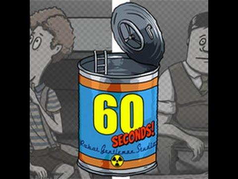 60 seconds - Wprowadzenie do gry - Ćwiczenia #1 + skąd pobrać :P