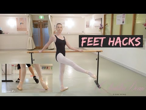 HOW TO MAKE YOUR FEET LOOK AMAZING!