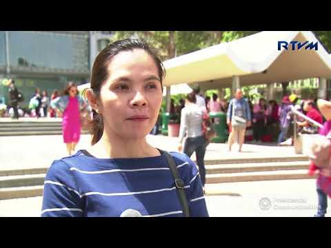 Interview with the Filipino Community in Hong Kong (2/3)