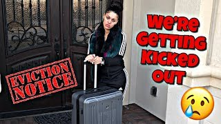 WE GOT KICKED OUT **big decision**