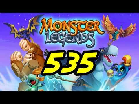 Monster Legends - 535 -