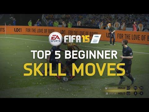 FIFA 15 Tutorial: Top 5 Beginner Skill Moves
