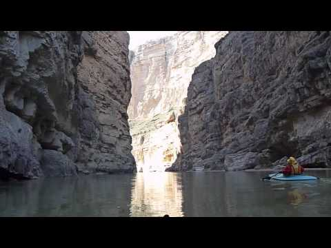 Santa Elena Canyon Kayak