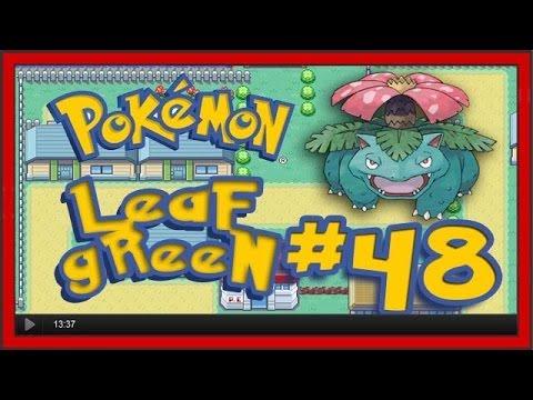 Let's Play Pokémon Leafgreen ~ 48 'Elite 4: Deel 2'