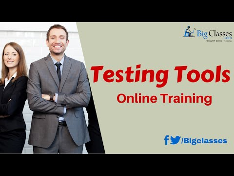 Testing Tools Online Training | Manual Testing Tutorial for Beginners