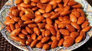 Alia S Tips Roasted Almonds Moroccan Style