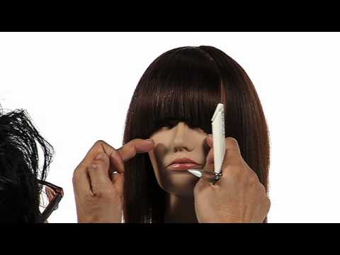 Twist Cutting Technique: Fringe