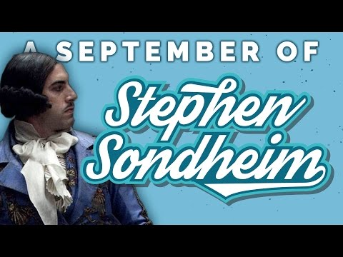 To cut-a da hair, to trim-a da beard. – A September of Sondheim (Vlog #13)