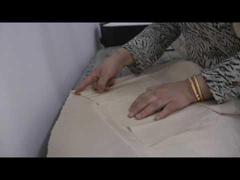 adding details on capri pants
