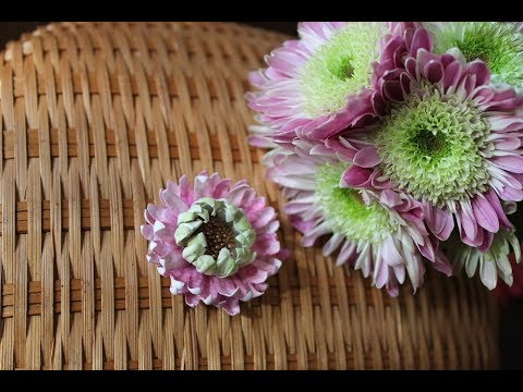 Gerbera Daisy Paper Flower Making by Archana Joshi ( Ek success )
