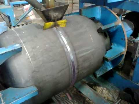 Thermit Alloys, Shivamogga, India - Agglomerated SAW flux  for LPG cylinders