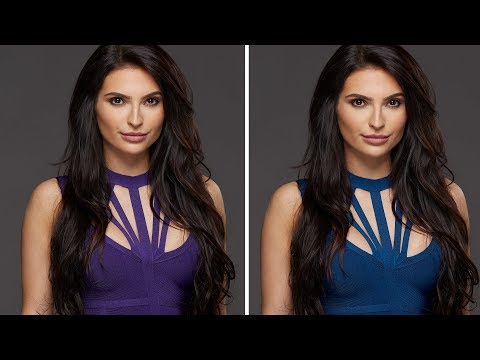 How To Quickly CHANGE COLORS In PHOTOSHOP | Photoshop Colour Tutorial