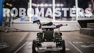 RoboMasters 2016: inside DJI