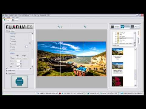 Creating a triptych in ESP
