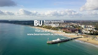 Bournemouth University Undergraduate Open Day – your perspective