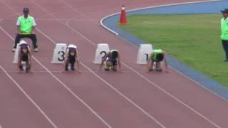 20170520全國小學田徑錦標賽 男女60M決賽