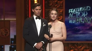 70th Annual Tony Awards  Saoirse Ronan Presents Featured Actor In A Play - Reed Birney