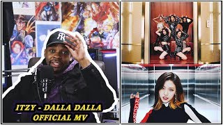 Download NEW KPOP GIRL GROUP!? ITZY - DALLA DALLA MV REACTION | Jamal Haki Video