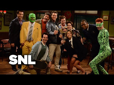 Carrey Family Reunion - Saturday Night Live