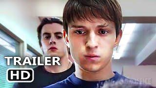 CHERRY Final Trailer (2021) Tom Holland Drama Movie