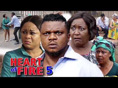Movie : Heart Of Fire Season 5 - (New Movie) 2018 Latest Nigerian Nollywood Movie Full HD | 1080p