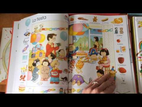 Usborne Spanish and Foreign Language books!