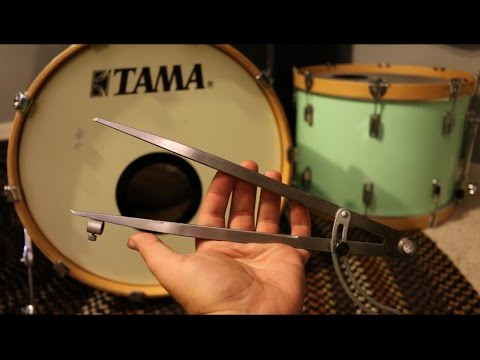 The EASIEST & SAFEST Way to Cut a Bass Drum Port Hole