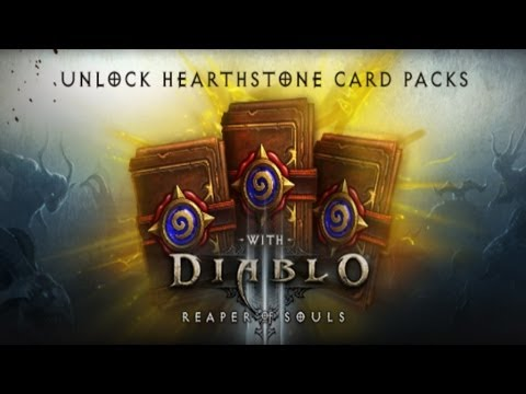 Hearthstone Reaper of Packs Achievement - Free Pack for Buying Reaper of Souls